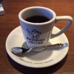熊本初登場の星乃珈琲。レトロおしゃれが満載で雰囲気があるコーヒーが頂ける。