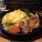 熊本・水道町「CAFE de 水道町」熊本の街中でちょいと満腹感を味わえる場所。
