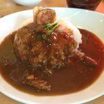 【閉店】カレーを食べたいけどもう一品という時は、熊本白山通り「バールプリンシパリティ」で贅沢ランチ