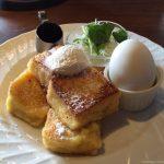 「星乃珈琲」にて優雅なモーニングを食べて見た。/熊本/白山通り/