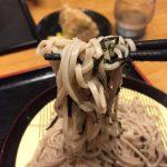 熊本・世安店「ウエスト」夏なのでかき揚げ天ざるを食べて見る。