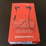 はじめてのワイヤレスイヤホン(Bluetooth)価格と音質で選ぶならPLANTRONICS「BackBeat GO2」がおすすめ。