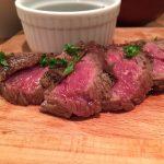 「ビーフ食堂」の肉を食べてる感がすごい!/熊本/南区/