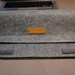 「Inateck」ノートPCのインナーバックとしては最高に使いやすい。