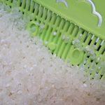 米とぎ時の水捨てにストレスを感じさせない「米ピタ!クリップ」今まで侮っていてすみません。