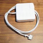 Macbookの電源アダプタを安く買う方法!バルク品の使用感をレビューします。