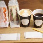「RAGGRUPPI AIR(ラグルッピエアー)」福岡空港でコーヒーに合う朝食が食べれるお店。