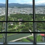 「五稜郭タワー」函館観光に迷うならとりあえず行っておきたい場所。