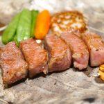「佳紋」熊本で美味しい鉄板焼きステーキを食べよう!二人でも使える個室が嬉しい。