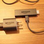 猿でもできる!Amazon「fire TV stick」取り付け方法。マジで挿すだけ。