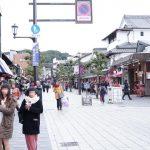 太宰府天満宮参道にあるお店。駐車場はどこ?食事処や梅ヶ枝餅のお店をちょろっとご紹介。