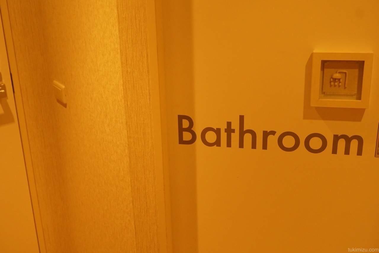 お風呂ドア