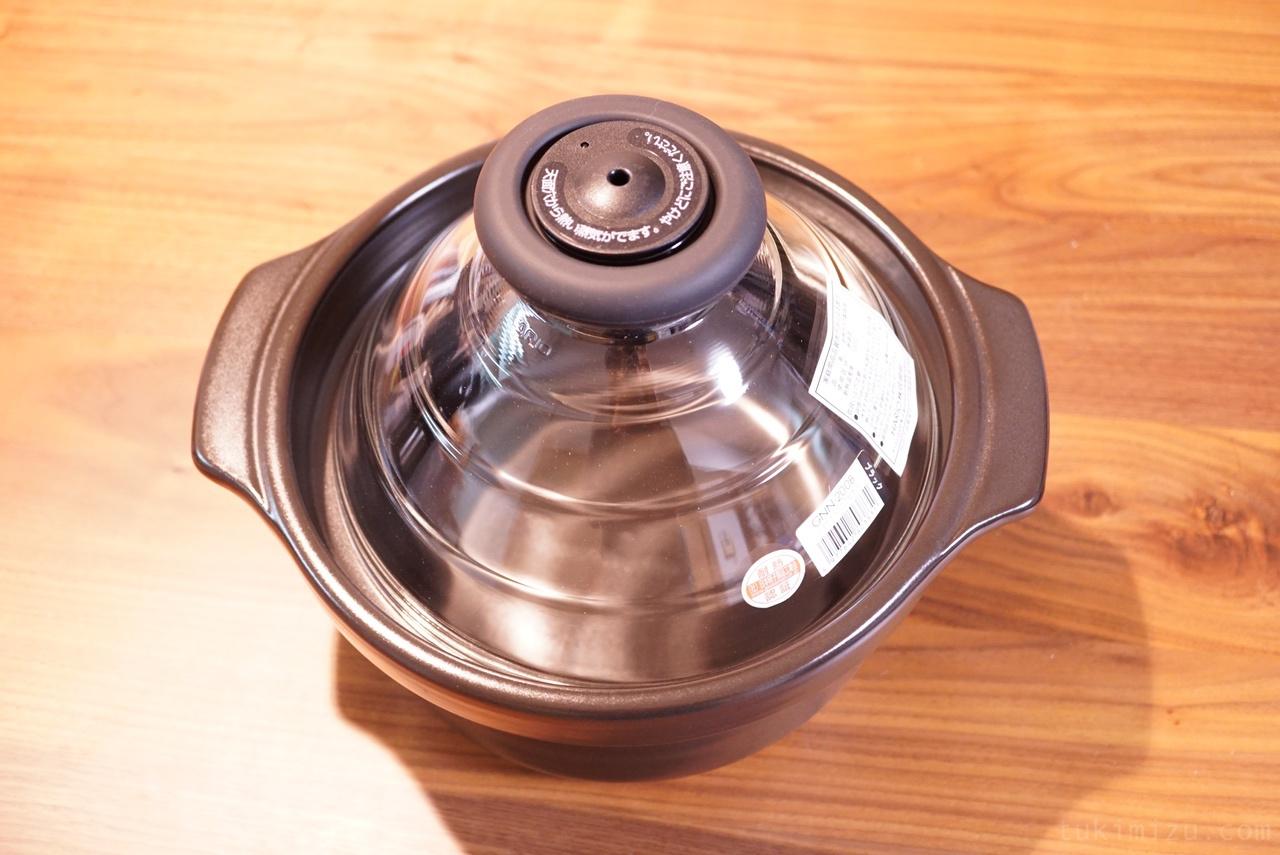 ハリオ土鍋
