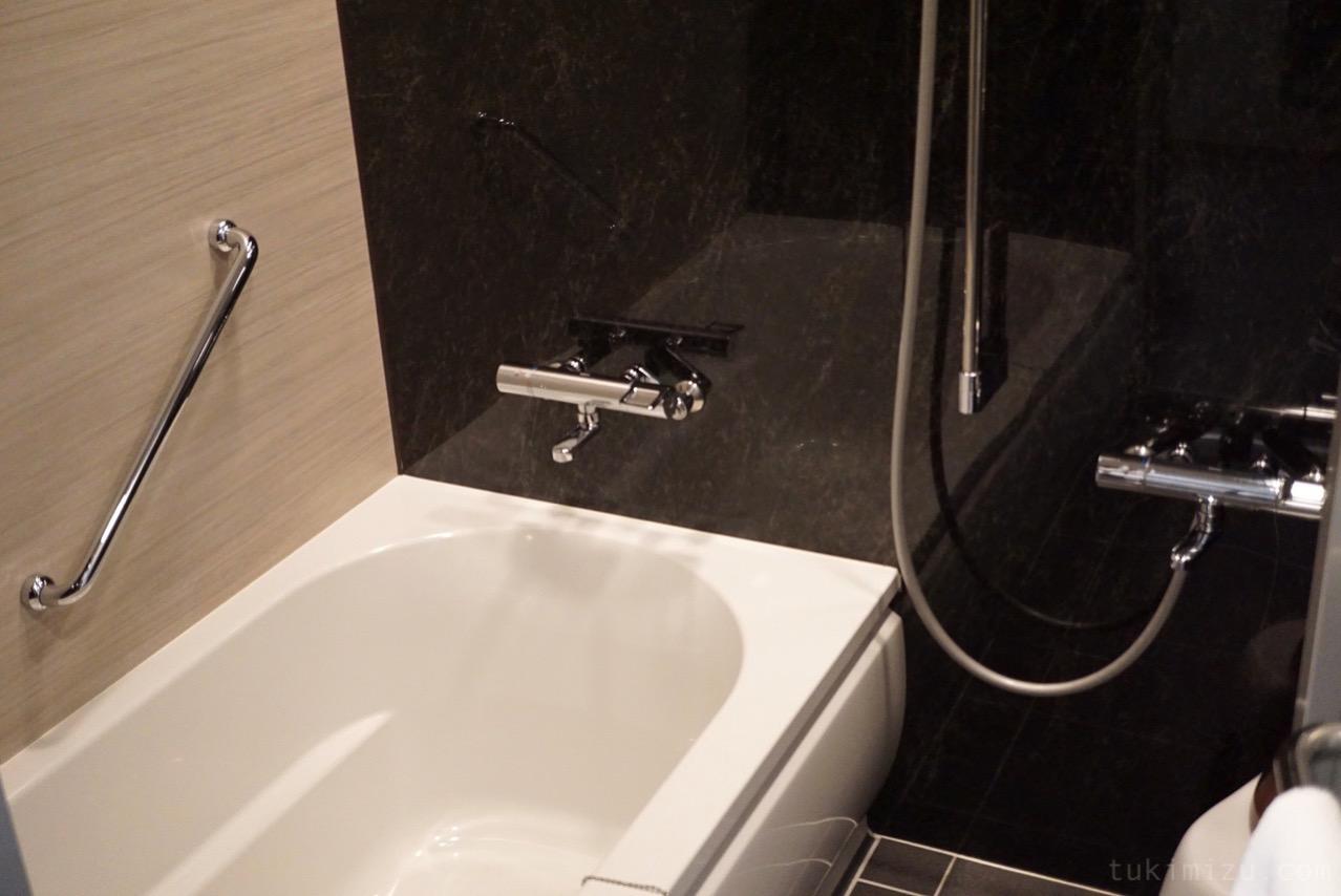 パークフロントホテルのお風呂