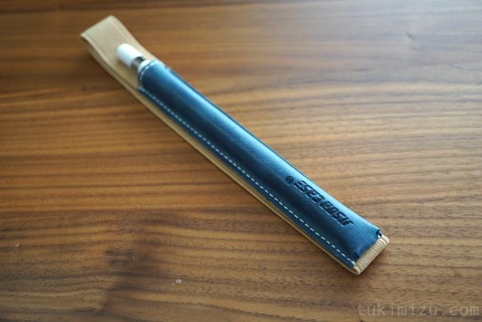 ケースに入れたApple Pencil