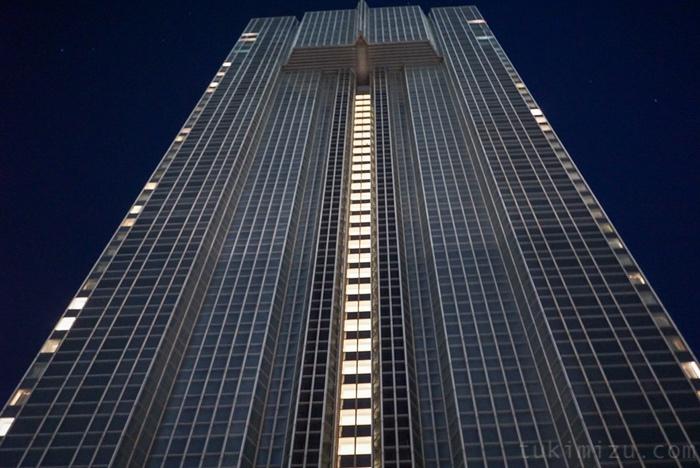 東京ベイ幕張の外観