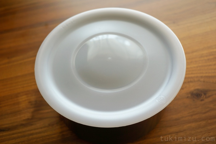 蓋をした鍋