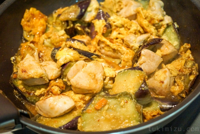 中華野菜炒め