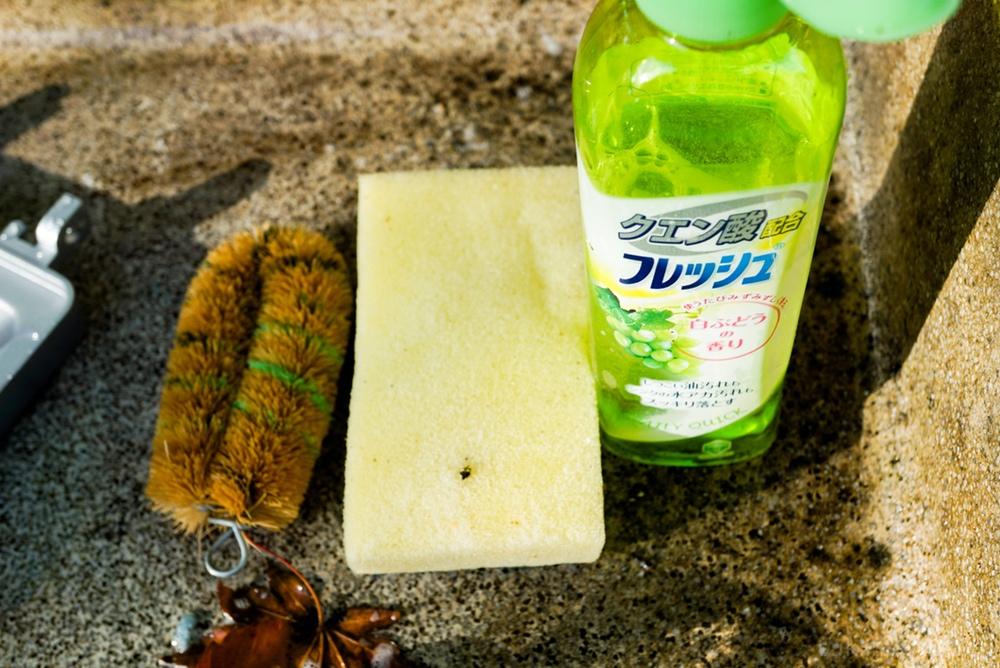 食器洗い道具